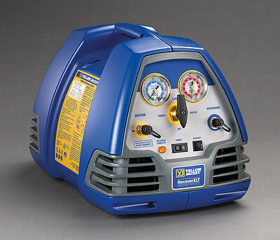 Yellow Jacket 95760 - Recoverxlt Refrigerant Recovery Machine 2016 2017 Model