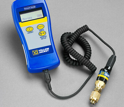 Ritchie Yellow Jacket 69086 Handheld Digital Vacuum Gauge