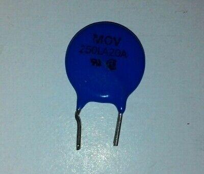 Lot Of 2 Littlefuse La Series Transient Surge Absorber Varistor Mov Usa Seller