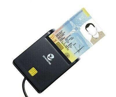 Card Reader Genuine External Usb Mmc Sm Sd Sim Atm Ic Id Emv Chip Tools For Iso