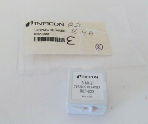 INFICON 007-023 CERAMIC RETAINER 6 MHz