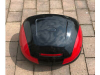 Scooter/Motorcycle storage top box