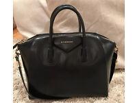 GIVENCHY medium antigona black bag