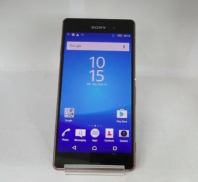 Sony Xperia Z3 D6646 - 32GB - Brown (Unlocked) Smartphone