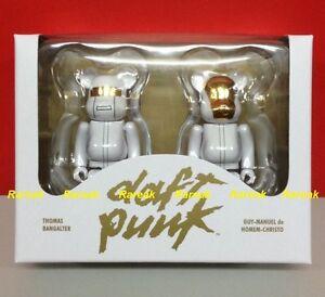 Medicom-Be-rbrick-2016-Daft-Punk-100-RAM-White-Suits-ver-Bearbrick-set-2pcs