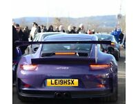 LE19 HSX - Cherished LEIGH Number Plate, On retention/Fees Paid