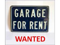 Garage, container or shared storage wanted please - Cotham, Redland, Clifton, Gloucester Road