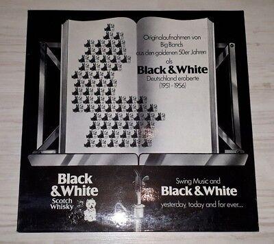 Black & White Whisky - Swing Music Big Bands Promo Sampler Vinyl DECCA 66.21609 segunda mano  Embacar hacia Argentina