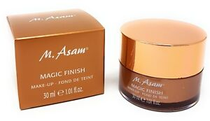 M.Asam ® MAGIC FINISH MAKE-UP 30ml Magic FINISH foundation mousse