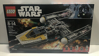 LEGO Star Wars Y-Wing Starfighter (75172)