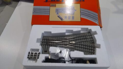 LIONEL FASTRACK ( 1 ) 6-16832  072 WYE COMMAND CONTROL SWITCH ( USED )