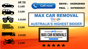 Scrap Car Removal - Cash For Untanted Cars, Trucks Landsdale Wanneroo Area Preview