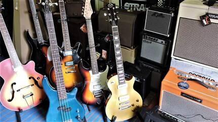 SALE!! - GUITAR SALE!!