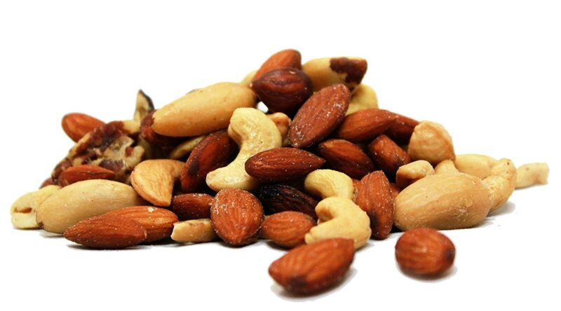 Deluxe Gourmet Raw Mixed Nuts (No Peanuts) by Its Delish, 10 lbs