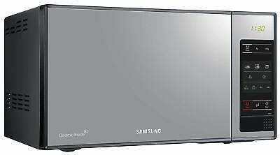 Samsung ME83X ME83 X Mikrowelle, Keramik, 23l, schwarz /Silber