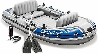 Intex Excursion Inflatable Boat Series 4-person