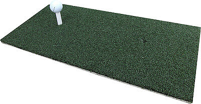 "12"" x 24"" Golf Chipping Mats Driving Range Practice Golf Mat With Foam"