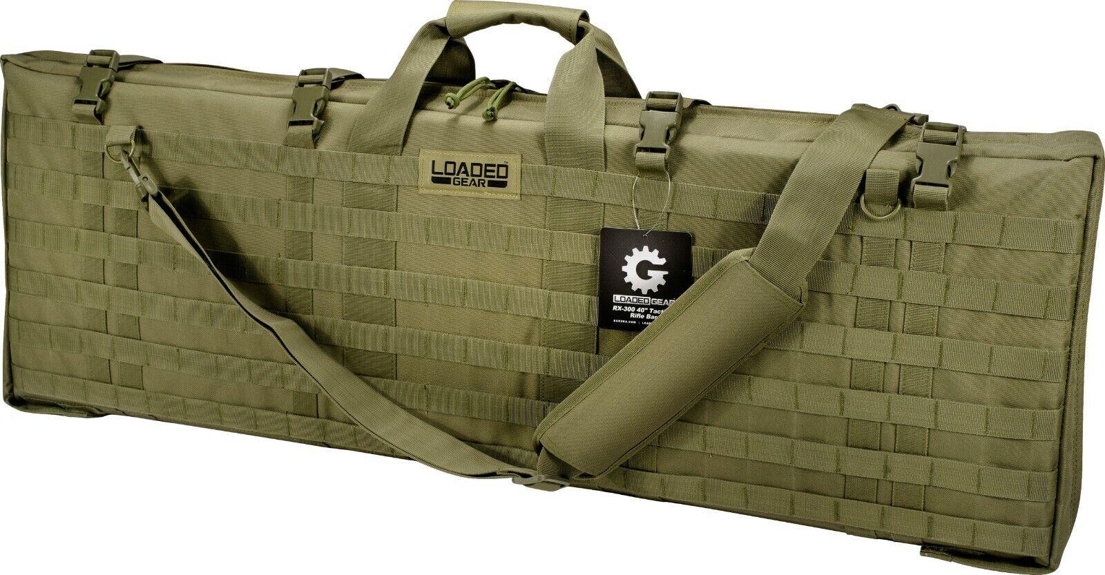 Barska Loaded Gear RX-300 OD Green 40 Inch Rifle Gun Padded