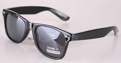 Urban Beach Kinder Buddy Wayfarer Sonnenbrillen Farbe  Schwarz Größe S