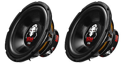 Boss Audio 10-Inch Single Voice Coil 1200 Watt Max Subwoofer