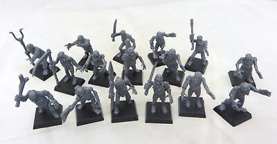 Warhammer Vampire Counts zombie army lot