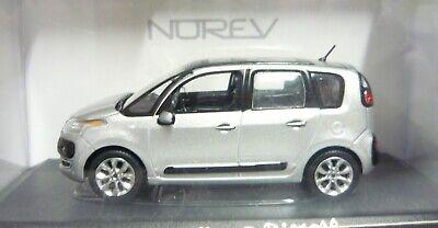 Norev 155323 Citroen C3 Picasso 2009 silber 1/43 NEUOVP