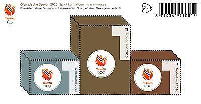 Paises Basos 2016 Olympics Rio nuevo s