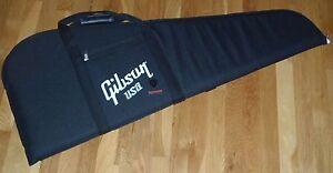 Gibson Les Paul Gig Bag Standard Carry Case Candy SG Guitar Parts Pick Junior DC
