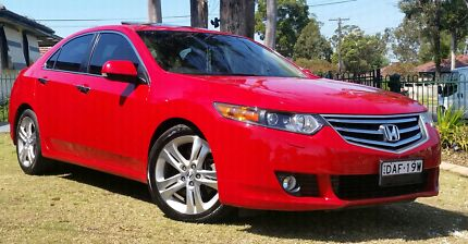 2009 Honda Accord Euro Luxury with ONE YEAR REGO Rooty Hill Blacktown Area Preview