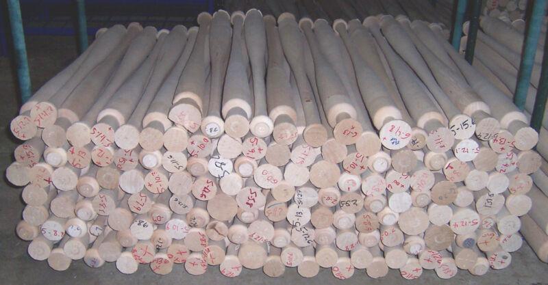 Wood Baseball Bats (Blem Bats) Maple, Ash, Birch - made by OLD HICKORY BAT CO.