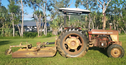 International Tractor with 6ft slasher  Cannonvale Whitsundays Area Preview
