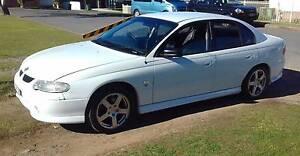 2001 Holden Commodore Sedan Cessnock Cessnock Area Preview