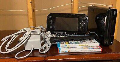 Nintendo Wii U 'Super Mario 3D World' Deluxe Set - 32 GB Black Console