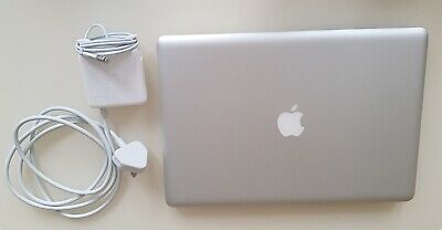 Macbook Pro 15 Inch (Late 2011) 2.2 Core i7 4gb RAM HD Screen spares or repair for sale  Shipping to South Africa