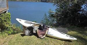Perception Piroutte Super Sport Kayak Hornsby Hornsby Area Preview