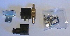 Electric 12v Fuel CUT-OFF Solenoid Valve -  6.0mm dia