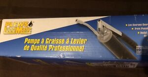 New, never used lever action grease gun