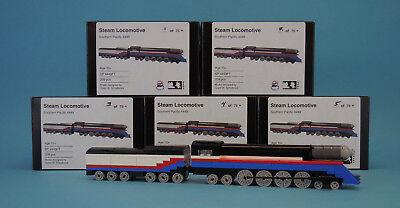 American Train - LEGO SP 4449 Daylight-