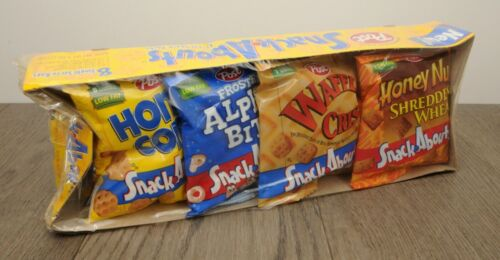 Vintage Post Snack Abouts Honey Combs++ Cereal Full Pkg/Box Factory Sealed