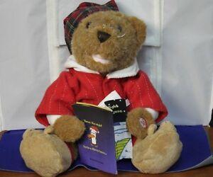 "Talking ""T'S THE NIGHT BEFORE CHRISTMAS"" TEDDY BEAR Kingston Kingston Area image 2"