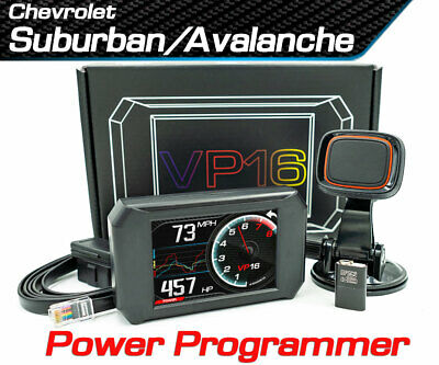Volo Chip VP16 Power Programmer Performance Race Tuner for Suburban/Avalanche