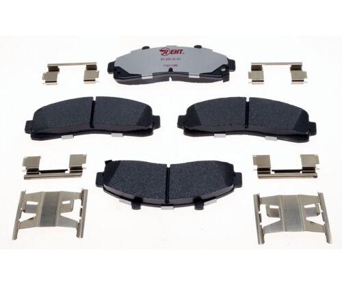 Transparent Purple Hose /& Stainless Banjos Pro Braking PBF1169-TPU-SIL Front Braided Brake Line