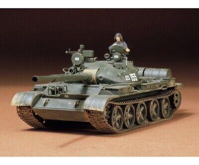 Modellbau Tamiya 300035108 1:35 Russischer T-62A Kampfpanzer