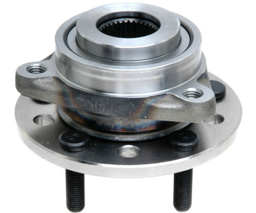 Wheel Bearing and Hub Assembly-R-Line Front,Rear Raybestos 713090