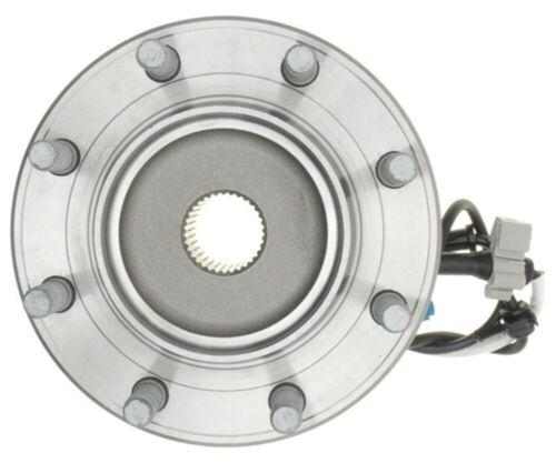 NEW Raybestos Wheel Bearing /& Hub Assembly Front 715088 Silverado Sierra 2001-06
