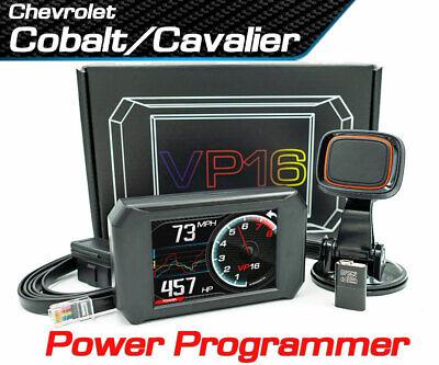 Volo Chip VP16 Power Programmer Performance Race Tuner for Chevy Cobalt/Cavalier