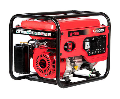 A Ipower Ap4000 A Ipower Gasoline Portable Generator