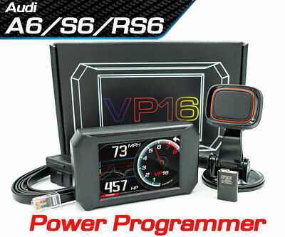 Volo Chip VP16 Power Programmer Performance Race Tuner for Audi A6/S6/RS6