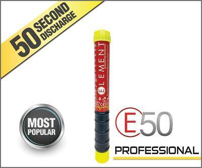 ELEMENT E50 Fire Extinguisher 40050, 50 second discharge USA NO MAINTENANCE