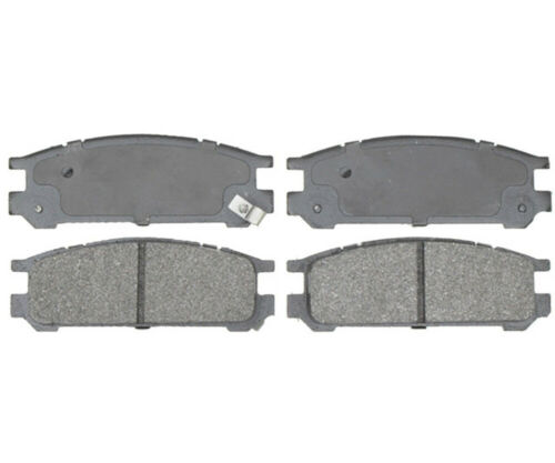 Impreza Rear  Ceramic Brake Pads SVX For 1990-1999 Subaru Legacy